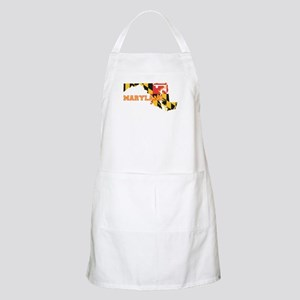 Maryland Flag Apron