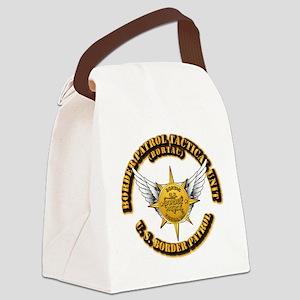 BORTAC Canvas Lunch Bag
