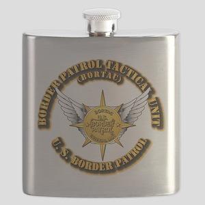 BORTAC Flask