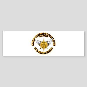 BORTAC Sticker (Bumper)