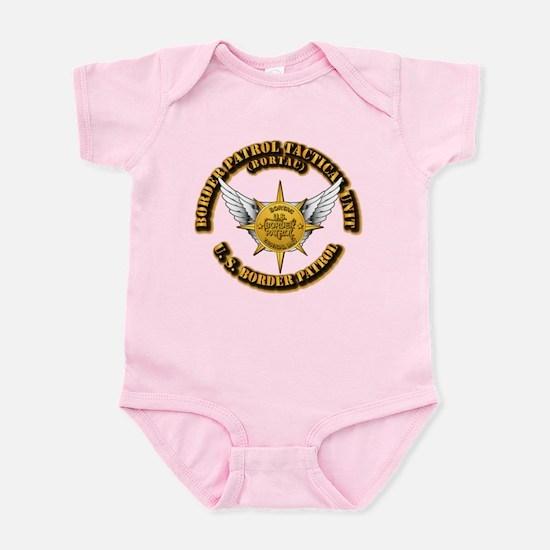 BORTAC Infant Bodysuit