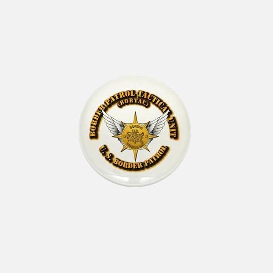 BORTAC Mini Button