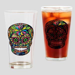 Skull Drinking Glass