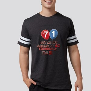 71 Mens Football Shirt