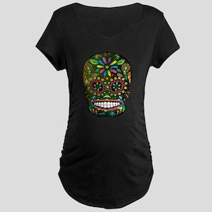 Skull Maternity T-Shirt
