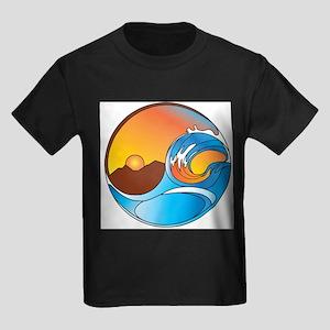 OC DotCom Online Marketing YinYang logo T-Shirt