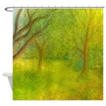 Atmosphere Shower Curtain