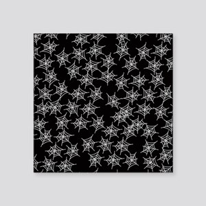 Spider Webs Sticker