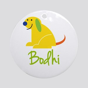 Bodhi Loves Puppies Ornament (Round)