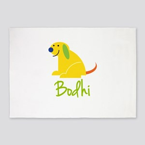 Bodhi Loves Puppies 5'x7'Area Rug