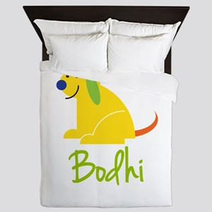 Bodhi Loves Puppies Queen Duvet