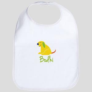 Bodhi Loves Puppies Bib
