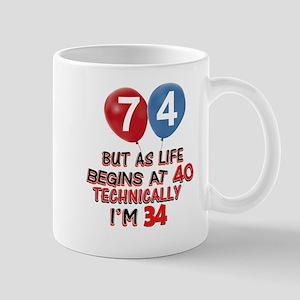 74 Mugs