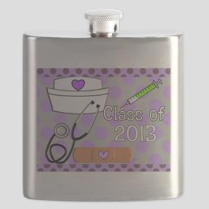 Nursing Class of 2013 4 Flask