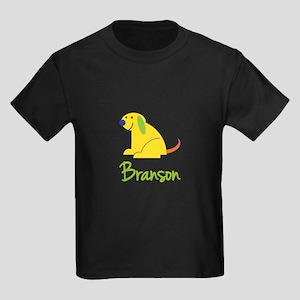 Branson Loves Puppies T-Shirt