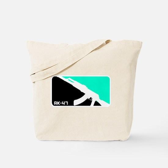 AK-47 Shirt Tote Bag