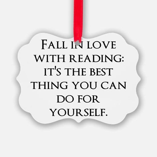 Fall In Love Ornament