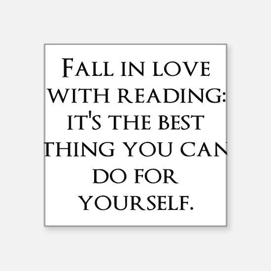 Fall In Love Sticker