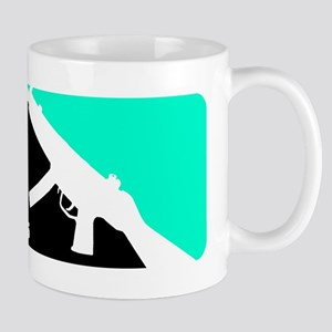 MP5 Shirt - 9mm Firearms Apparel Mug