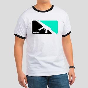 MP5 Shirt - 9mm Firearms Apparel T-Shirt