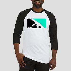 MP5 Shirt - 9mm Firearms Apparel Baseball Jersey