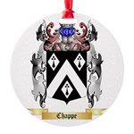 Chappe Round Ornament