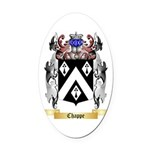Chappe Oval Car Magnet