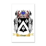 Chappe Rectangle Car Magnet