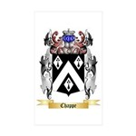 Chappe Sticker (Rectangle 50 pk)