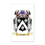 Chappe 20x12 Wall Decal