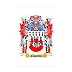Chapman Sticker (Rectangle 50 pk)