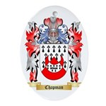 Chapman Ornament (Oval)