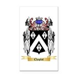 Chaplot Rectangle Car Magnet