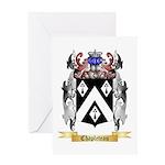 Chapleteau Greeting Card