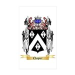 Chapier Sticker (Rectangle 10 pk)