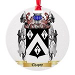 Chapey Round Ornament