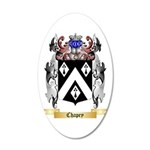 Chapey 20x12 Oval Wall Decal
