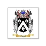 Chapet Square Sticker 3