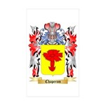 Chaperon Sticker (Rectangle 50 pk)