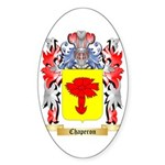 Chaperon Sticker (Oval 50 pk)