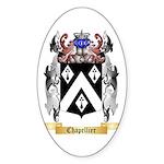 Chapellier Sticker (Oval)