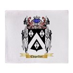 Chapellier Throw Blanket