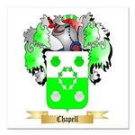 Chapell Square Car Magnet 3