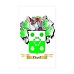 Chapell Sticker (Rectangle 10 pk)
