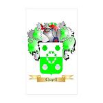 Chapell Sticker (Rectangle 50 pk)