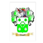 Chapell Postcards (Package of 8)
