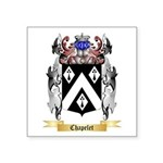 Chapelet Square Sticker 3