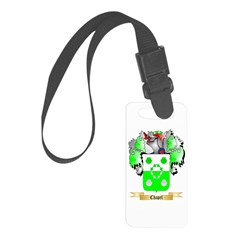 Chapel Luggage Tag