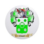 Chapel Ornament (Round)