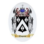 Chapeau Ornament (Oval)
